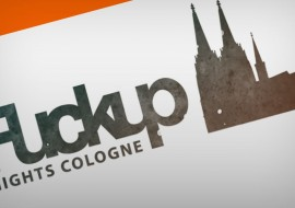FUCKUP NIGHTS COLOGNE